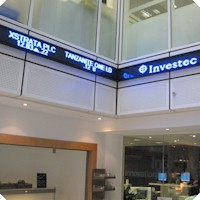 Ticker Displays