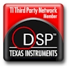 Authorized Member of TI DSP Developer Network